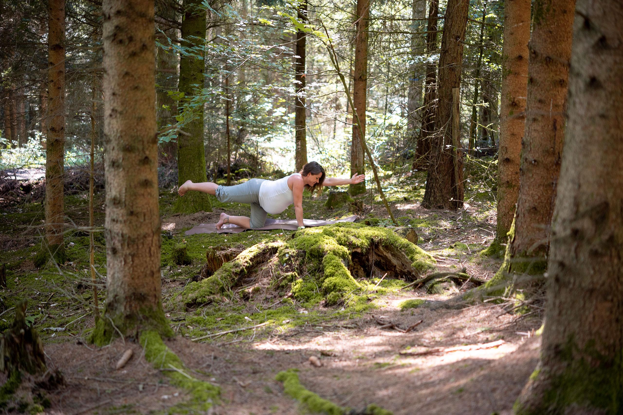 Bewegte Schwangerschaft mit Yoga/Pilates